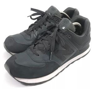 New Balance 574 Lace Up Athletic Running Shoe 12